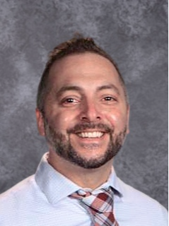 A photo of Mr. Richard Spinelli, Rossler campus Assistant Principal