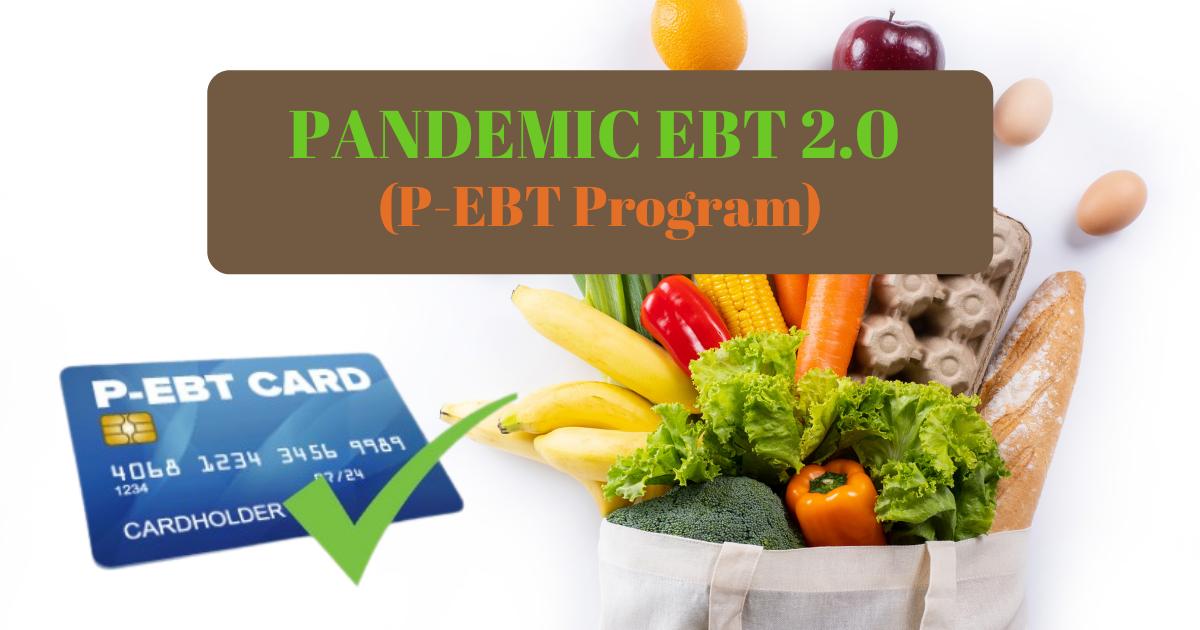 Pandemic EBT Card 2.0