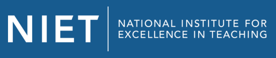 National Institute for Excellence in Teaching