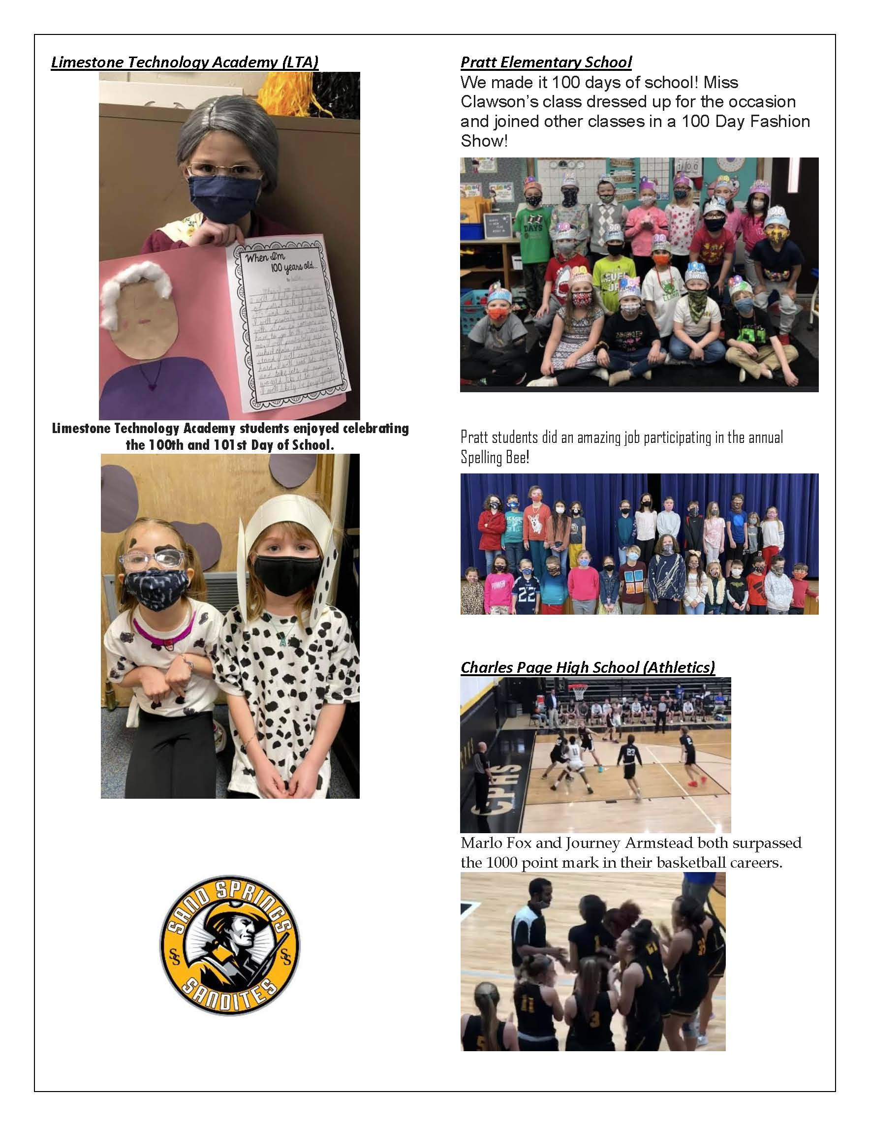 Sandite Successes Pg. 2 02-2021