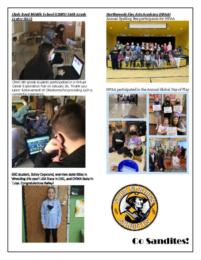 Sandite Successes Pg. 4 02-2021
