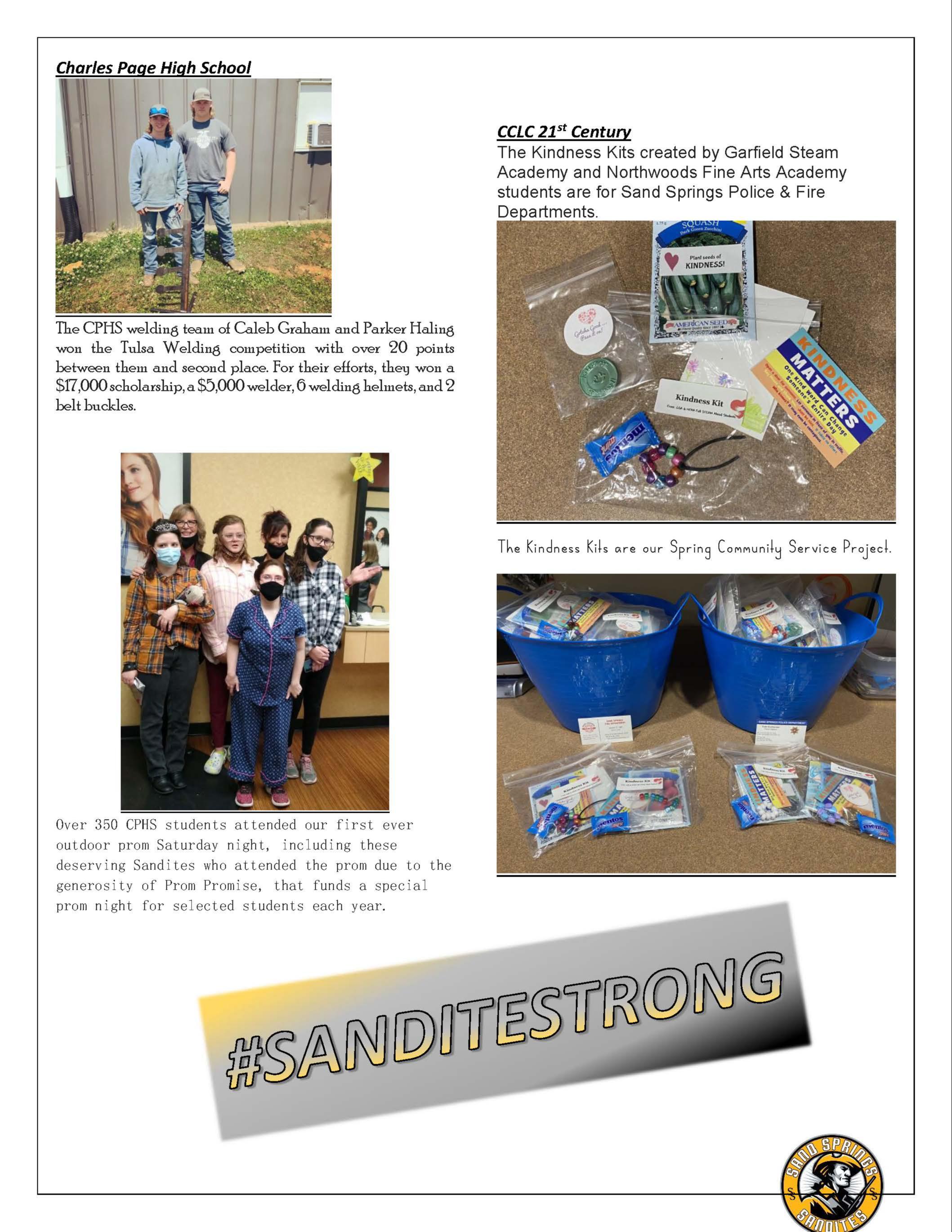 Sandite Successes Pg. 4 04-2021