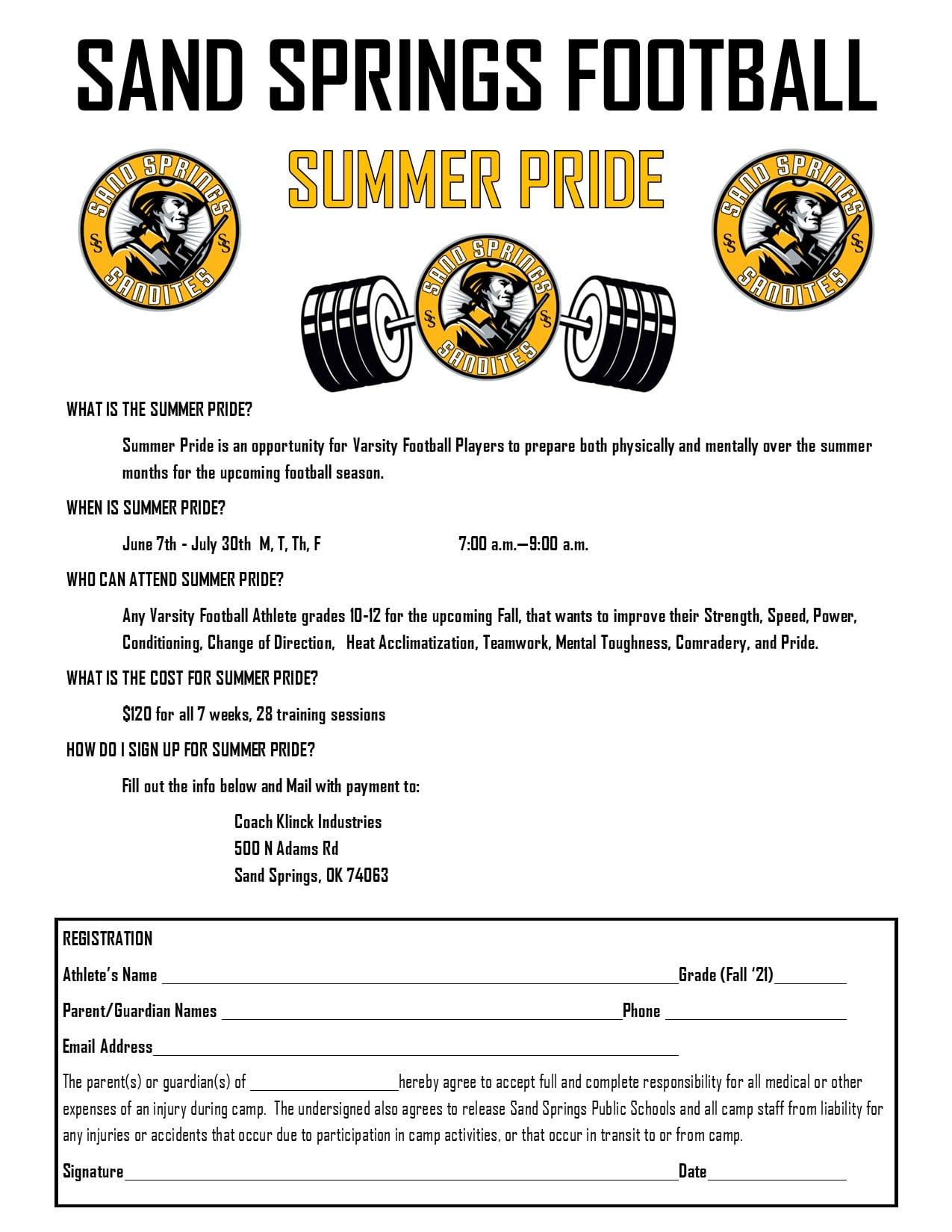 SSPS Summer Pride