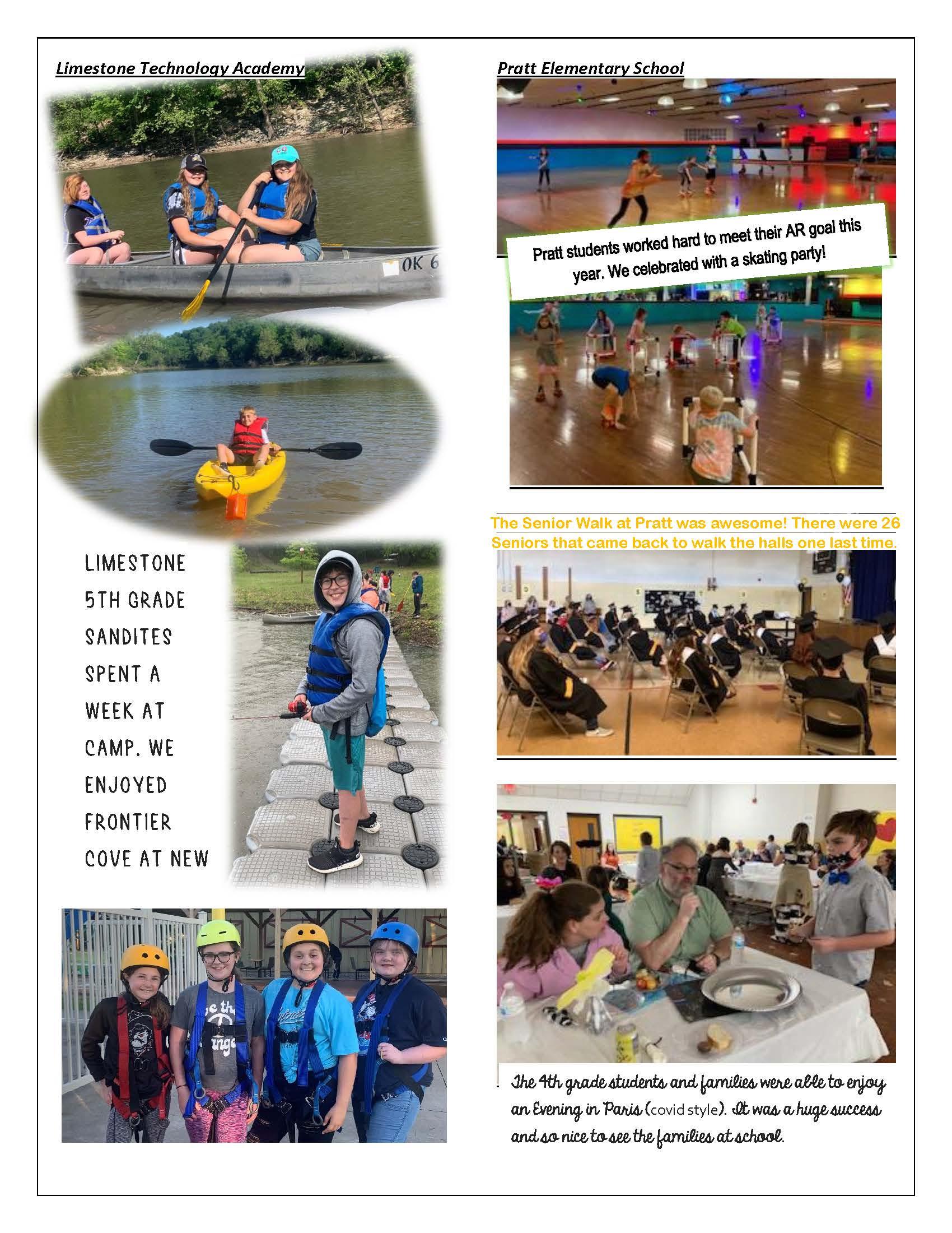 Sandite Successes Pg. 2  5-2021
