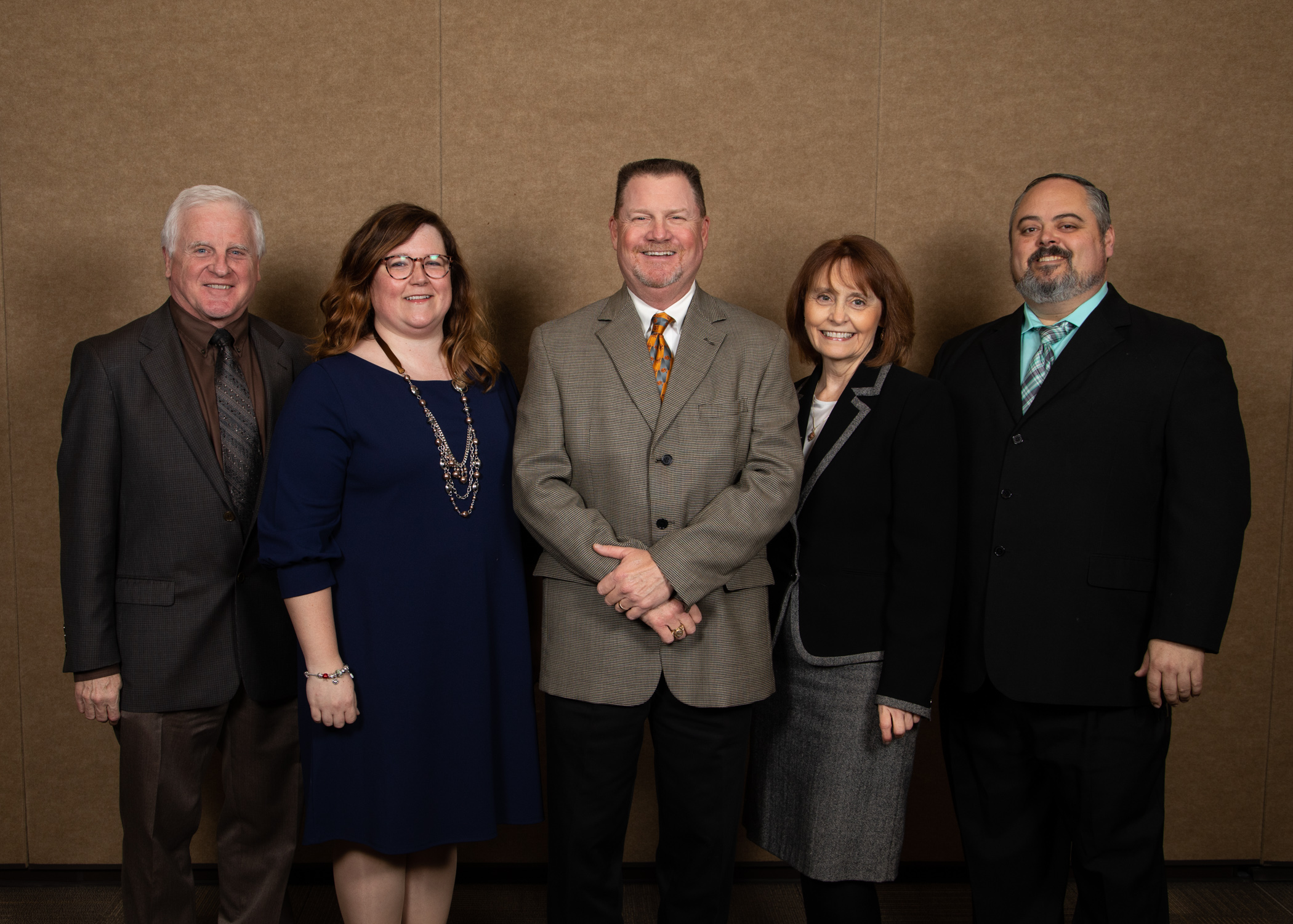 Photo of the Board of Education