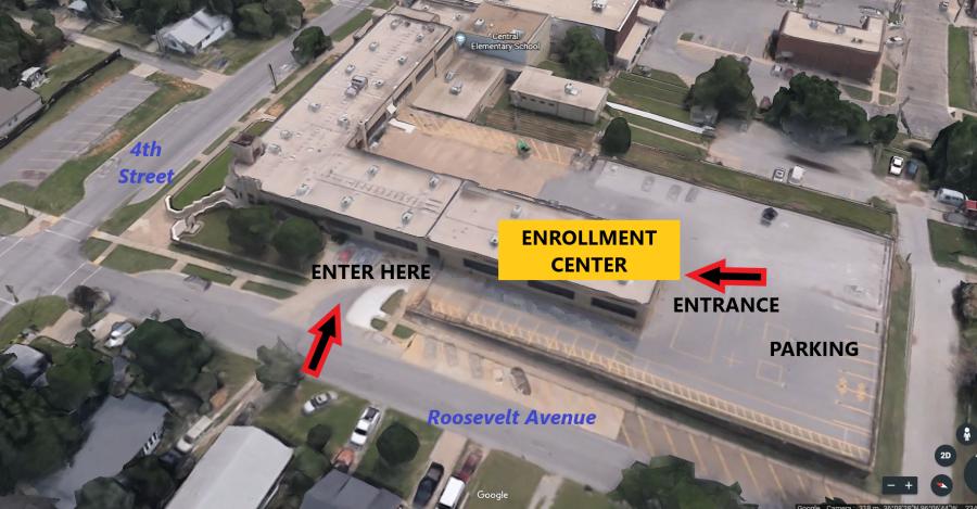 Enrollment Center Photo