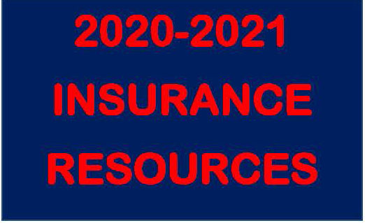 2020-2021 Insurance Resources