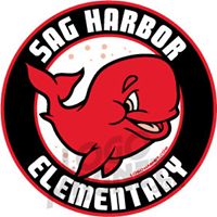 Sag Harbor ElementarYS chool Whale Logo