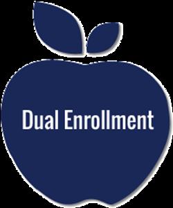 dual enrollment graphic