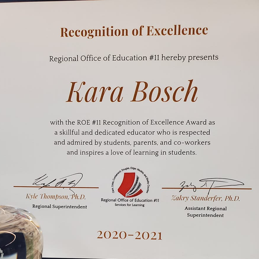 Kara Bosch