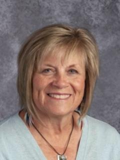 Mrs. Padfield, support staff;