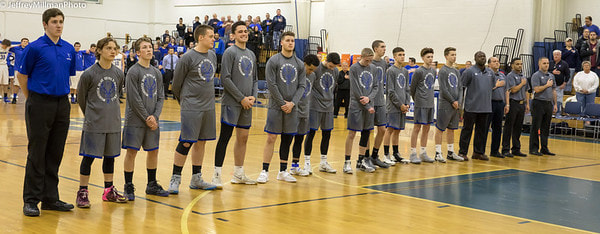 Murdock Boys Basketball 2016/17