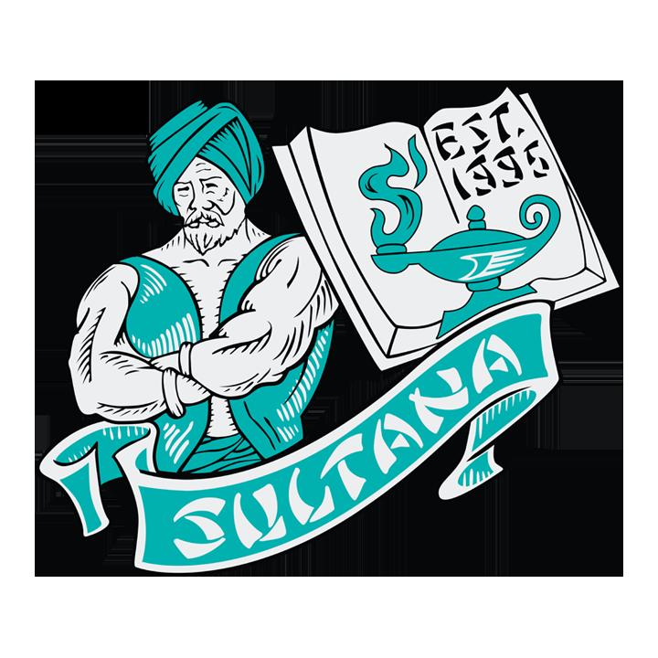 Sultana High Logo