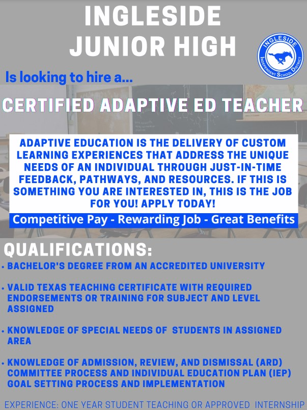 Adaptive Ed