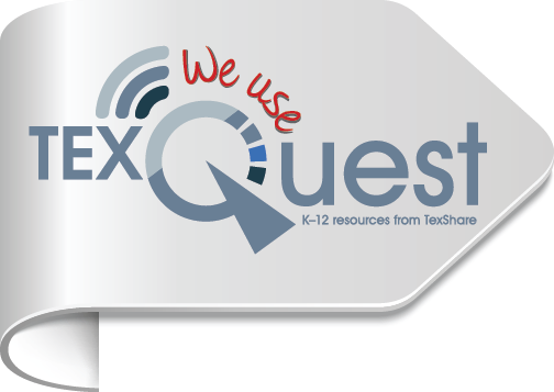 We Use TexQuest Button