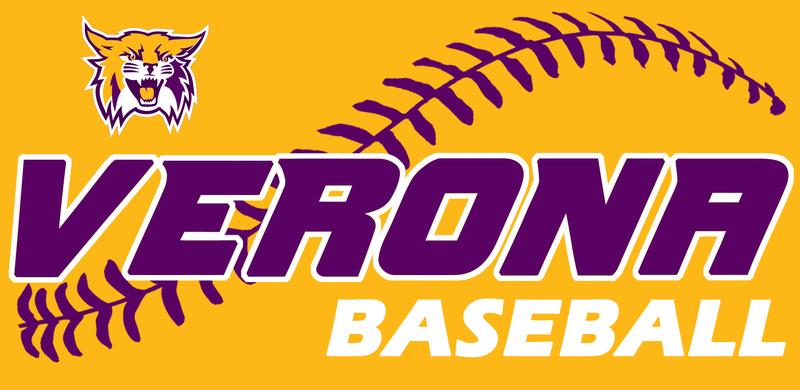 Verona Baseball Logo