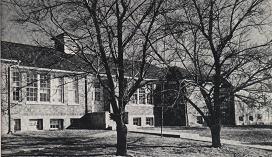 Verona R-VII District School, old picture