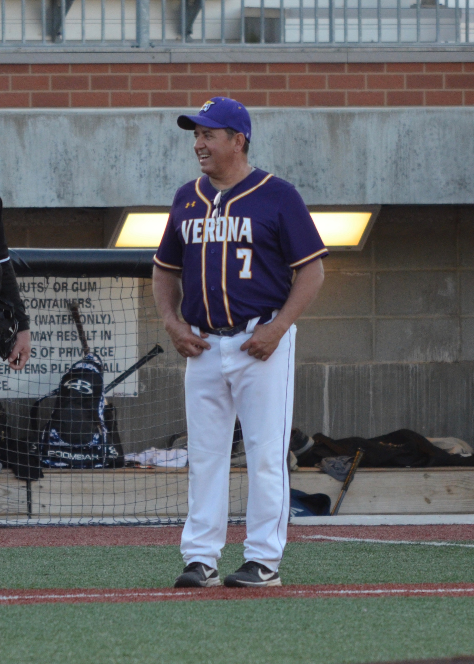 Coach Longley