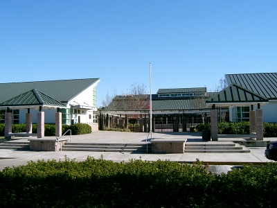 A photo of the WINDSOR MIDDLE SCHOOL.