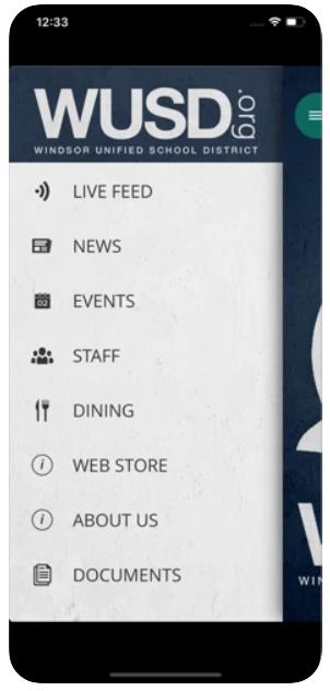 Windsor USD App