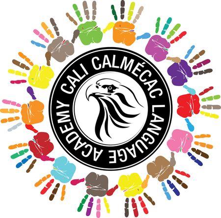 CALI CALMECAC LANGUAGE ACADEMY LOGO