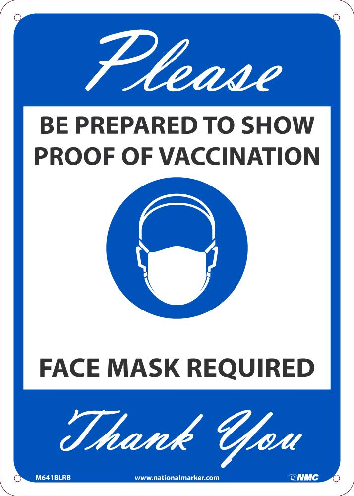 Mask and Vaccination