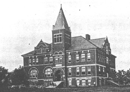 photo of Greer College-1890