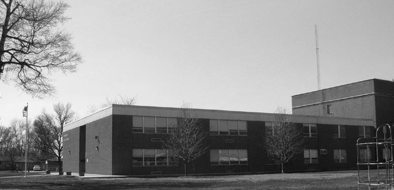 photo of John Greer Grade School-1969