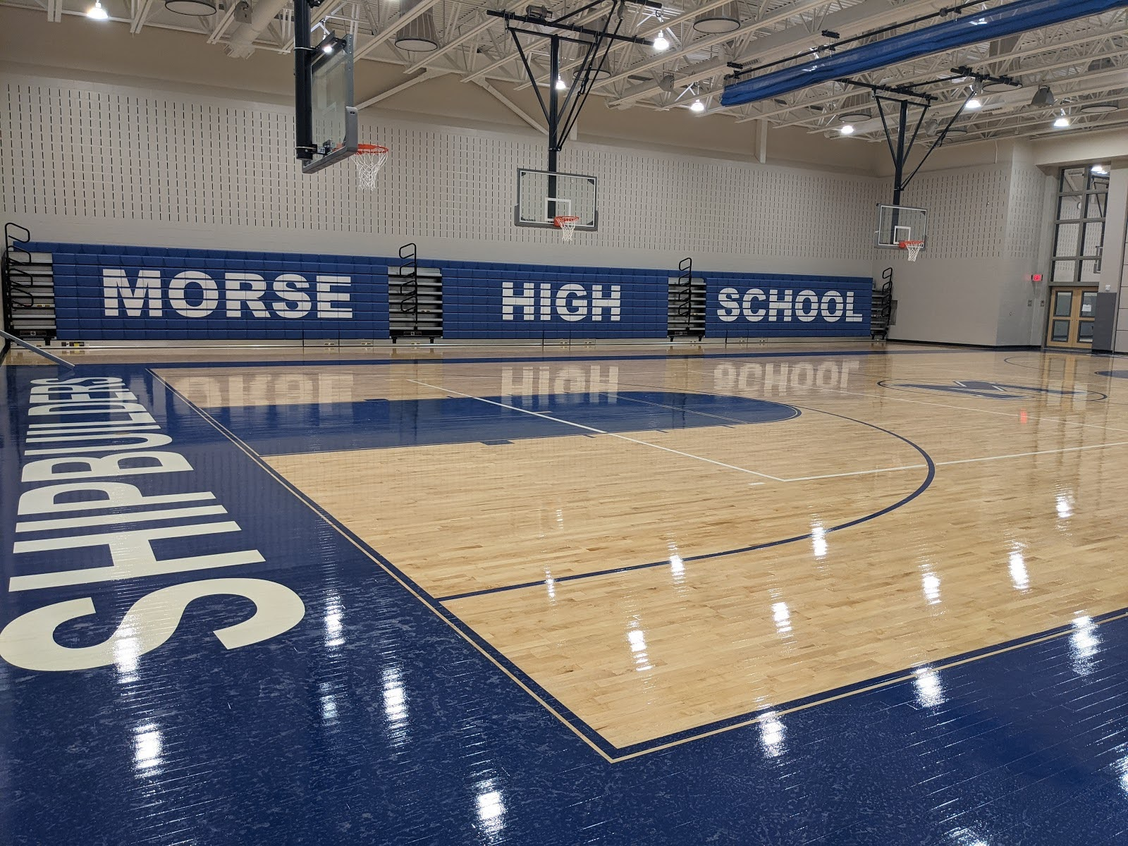 The new Morse Gym