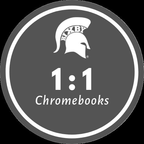1:1 Chromebooks