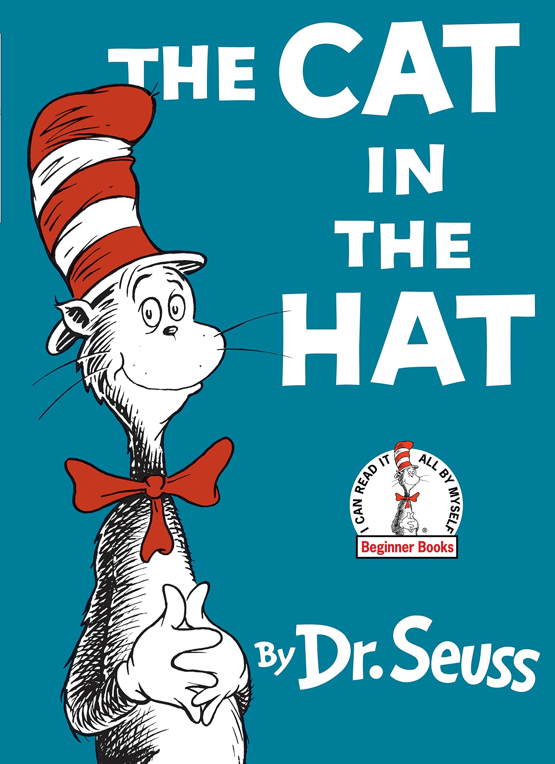 "photo of the book ""the cat in the hat"""