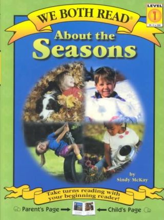 "photo of the book ""about the seasons"""