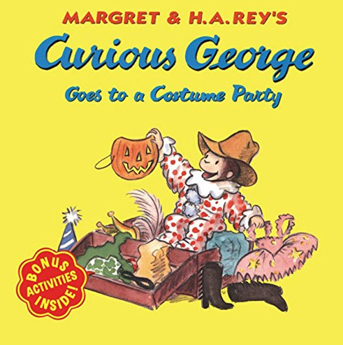 "photo of the book ""curious george"""