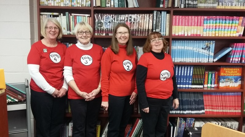 photo of librarians