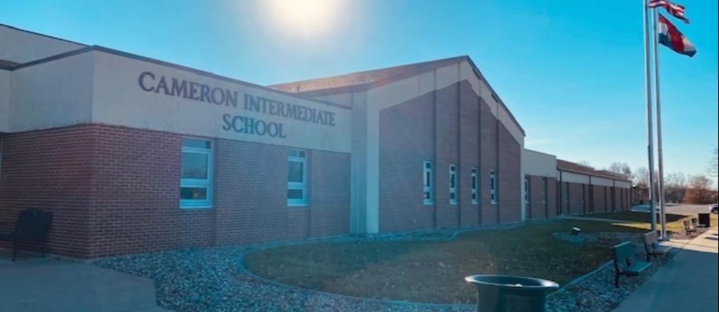 Cameron Intermediate School building