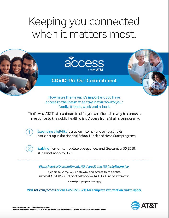 att access