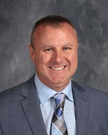 Scott Dial, Associate Superintendent
