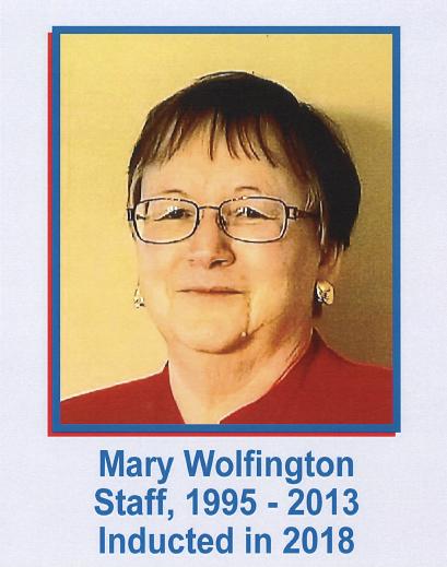 Mary Wolfington
