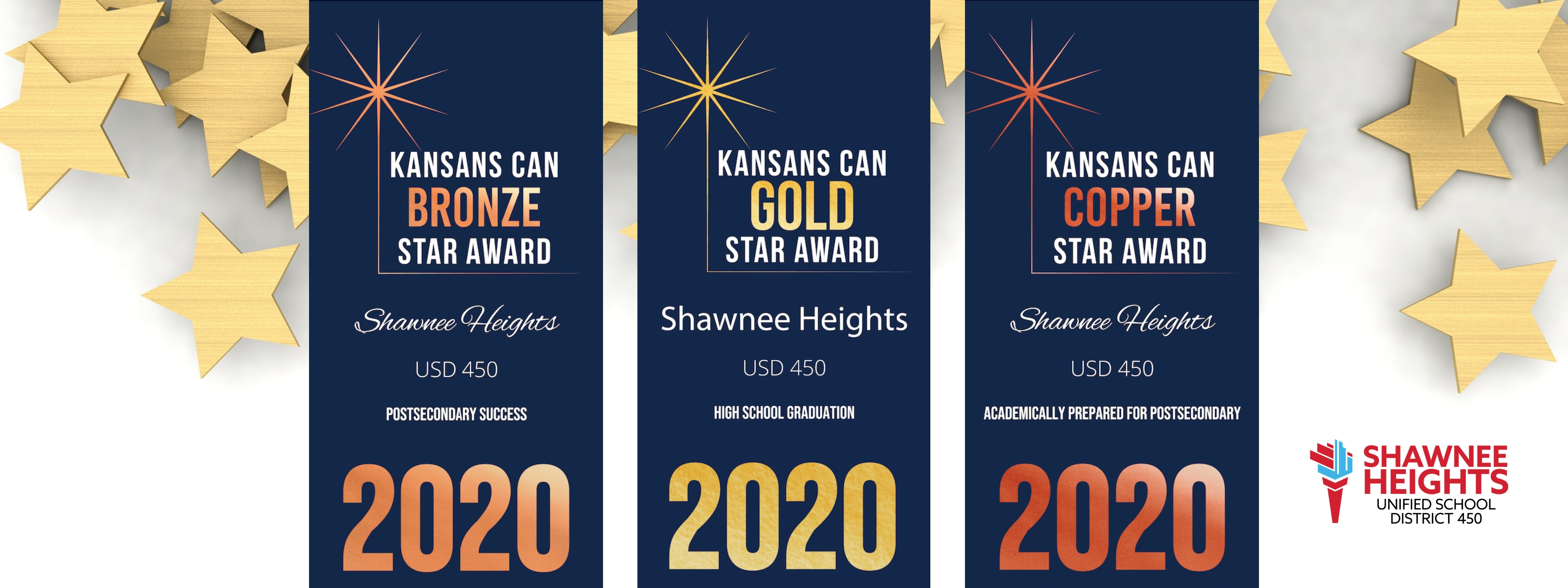 Kansas Can Star Recognitions