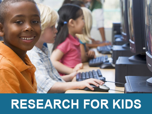 Kansas State Library Research for Kids