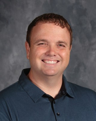 Ryan Ritchey, Dean of Students