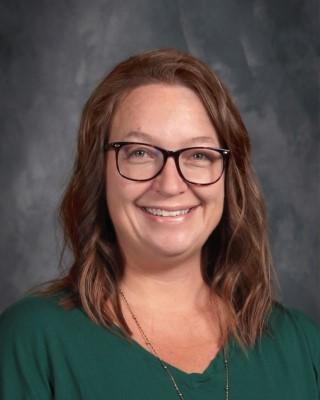 Melissa Evans, Administrative Assistant