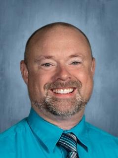 Photo of Mr. Clanton.