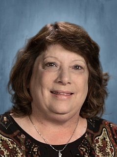 Photo of Mrs. Coughlin.