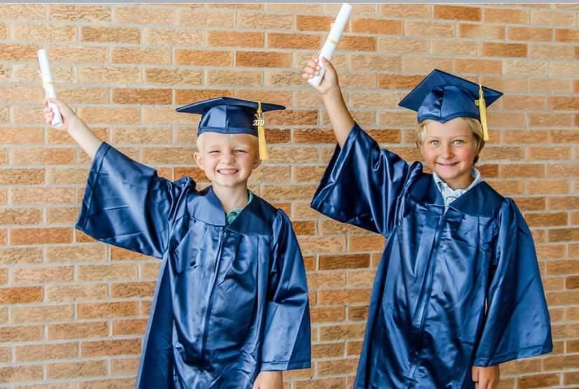 Kindergarten 2020 Graduates
