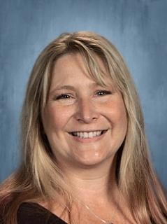 Photo of Mrs. Agnello.