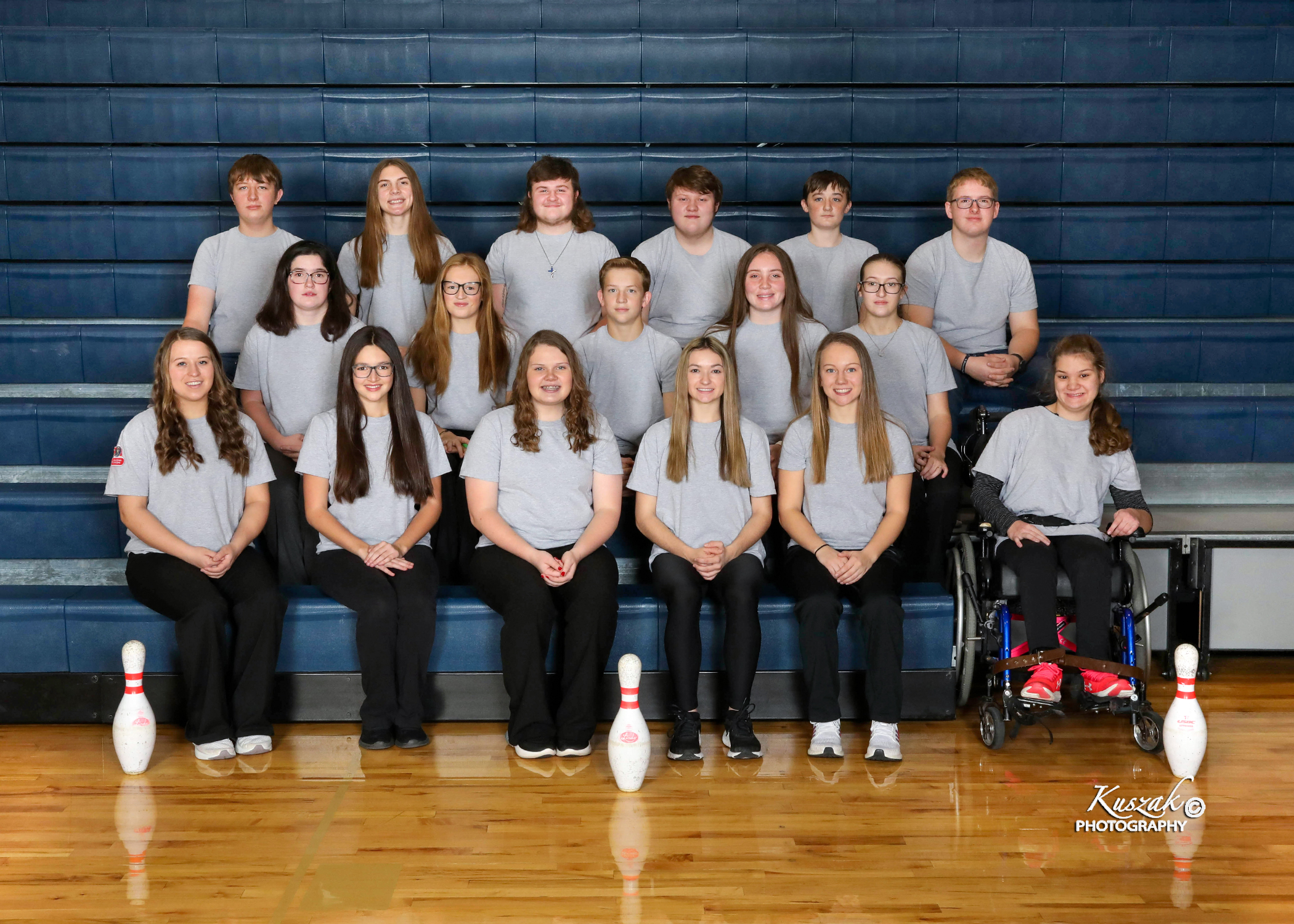Unified Bowling Team
