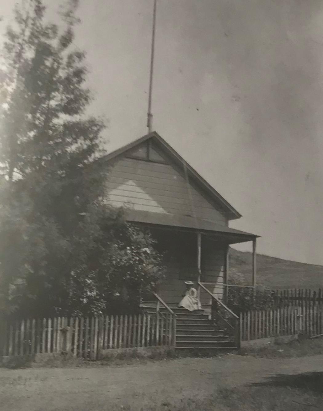 Tocaloma Schoolhouse