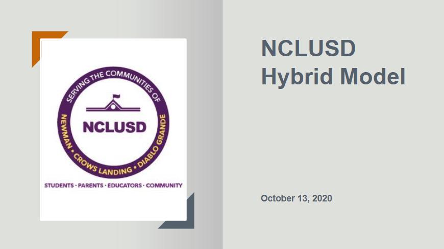 NCLUSD Hybrid Model