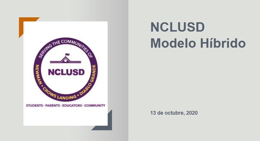 NCLUSD Modelo Híbrido